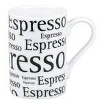 Könitz Schrift auf weiß Minipresso Becher 90 ml