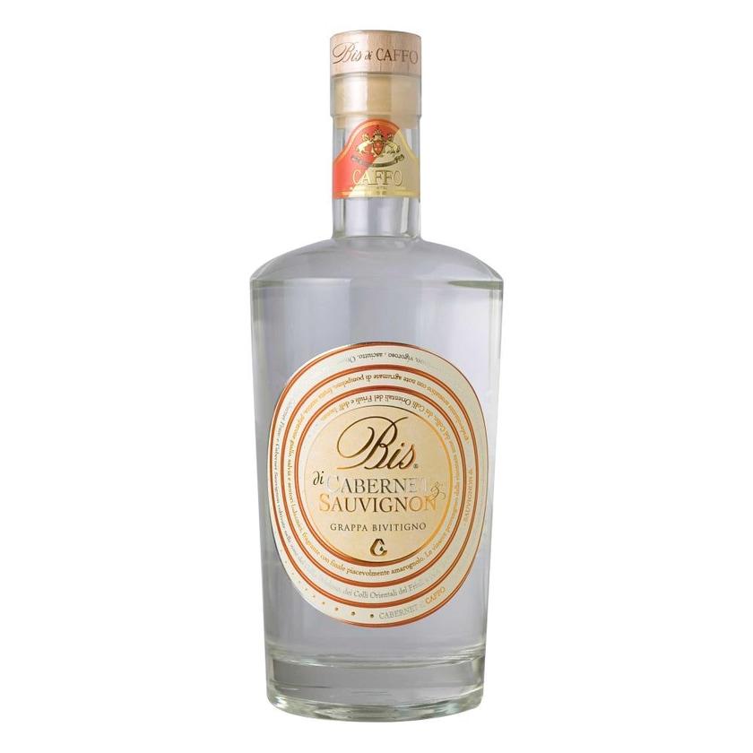 Grappa Bis Cabernet & Sauvignon 40% 700 ml