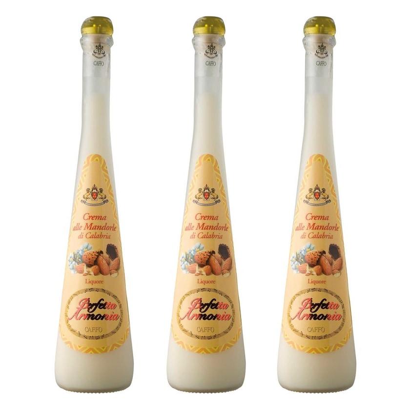 Caffo Crema Di Mandorle Mandelcreme 17% 3x500 ml
