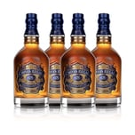Chivas Regal 18 Jahre Blended Scotch Whisky 40% 4x700 ml