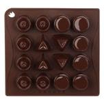 Dr. Oetker Classic Confiserie Silikon-Schokoladenform