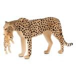 Legler Animal Planet Gepardenweibchen mit Junges