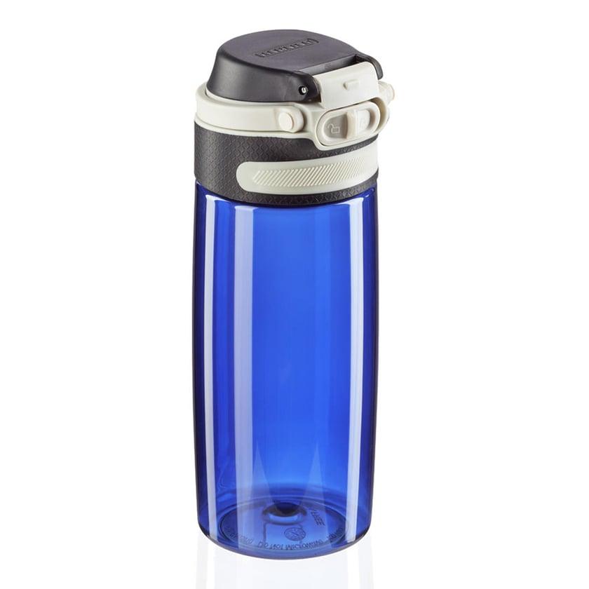 Leifheit Trinkflasche Tritan Flip dark blue 550 ml