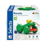 Selecta Spielzeug Ranolo Nachzieh Frosch