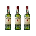 Jameson Original Blended Irish Whiskey 40% 3x700 ml