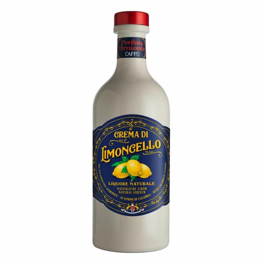 Caffo Crema Di Limoni Zitronencreme 17% 500 ml