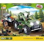 Cobi Bausteinset Small Army Border Patrol Buggy 2363