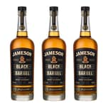 Jameson Black Barrel 40% 3x700 ml