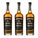 Jameson Black Barrel 40% 3x700 ml