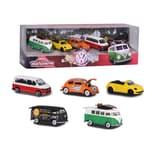 Majorette Volkswagen 5er Geschenkset