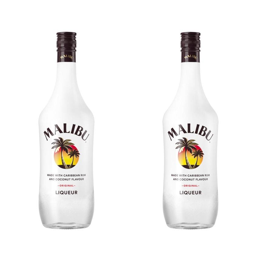 Malibu Coconut 21% 2x1 L
