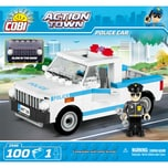 Cobi Bausteinset Action Town Police Car 1546