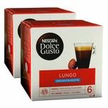 Nescafé Dolce Gusto Caffè Lungo Decaffeinato, 2 x 16 Kapseln