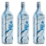 Johnnie Walker White Walker 41.7% 3x700 ml