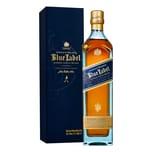 Johnnie Walker Blue Label Set mit Bar Besteck 40% 700 ml