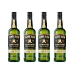 Jameson Caskmates Whiskey Stout Edition 40% 4x700 ml