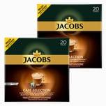 Jacobs Café Selection 2 x 20 Kapseln