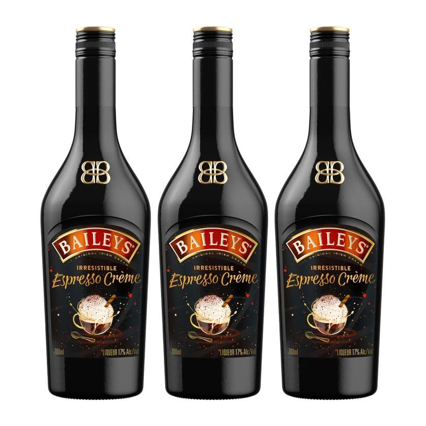 Baileys Espresso Crème 17% 3x700 ml