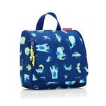 reisenthel toiletbag Kids ABC Friends Blue 3 L