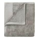 Blomus Riva Gästehandtuch 4er Set elephant skin 30 x 30 cm