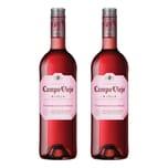 Campo Viejo Tempranillo Rosé 13.5% 2x750 ml