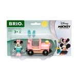 BRIO World Minnie Maus Lokomotive