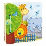 HABA Zoo Babybuch Zoofreunde