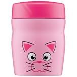 Alfi Isolier-Speisegefäß foodMug Katze Rosa 350 ml