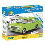 Cobi Bausteinset Youngtimer Collection Wartburg 353W Taxi 24528