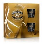 Chivas Regal XV Jahre Geschenkbox mit 2 Chivas Gläsern 40% 700 ml