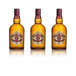 Chivas Regal 12 Jahre Blended Scotch Whisky 40% 3x700 ml