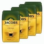 Jacobs Crema Expertenröstung 4 x 1000 g