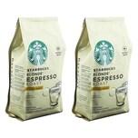 Starbucks Blonde Espresso Kaffee 2 x 200 g
