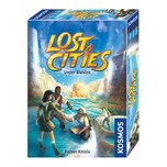 KOSMOS Lost Cities - Unter Rivalen Familienspiele