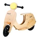 small foot design Laufrad Motorroller