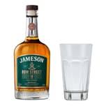Jameson 18Y Bow StreetSet mit Tall Glas 55.3% 700 ml