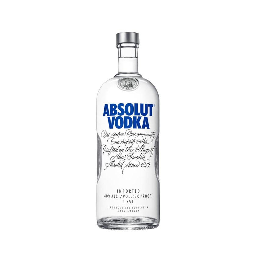 Absolut Vodka Original 40% 1.75 L