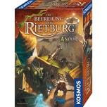KOSMOS Die Befreiung der Rietburg Brettspiel Andor