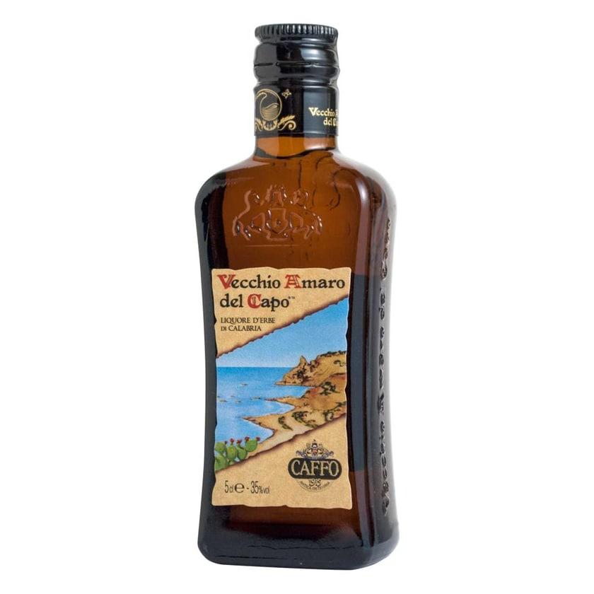 Vecchio Amaro Del Capo Kräuterlikör Klein 35% 50 ml