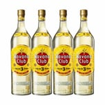 Havana Club Añejo 3 Años 40% 4x3 L