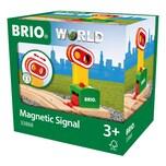 BRIO Magnetische Bahn Ampel