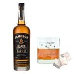 Jameson Black Barrel Set mit Mood Whiskyglas 40% 700 ml