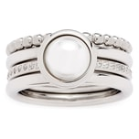 Leonardo Jewels Perla 3er Ring 18
