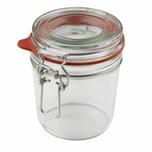 Dr. Oetker Bügelverschlussglas 530 ml Liebevoll Hausgemacht