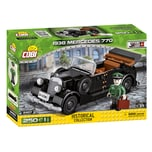 Cobi Bausteinset World War 2 1938 Mercedes 770 (W150) 2407