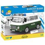 Cobi Bausteinset Youngtimer Collection Barkas B1000 Polizei 24596