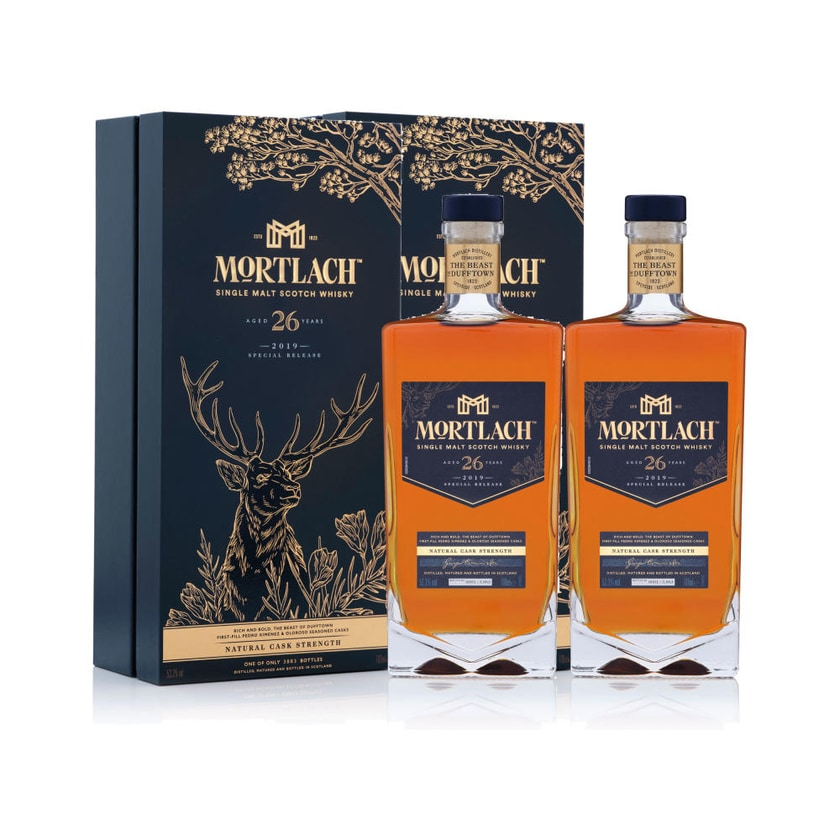 Mortlach 26 Jahre Special Release 2019 45,8% 2x700 ml