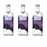 Absolut Vodka Kurant 40% 3x1 L