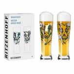 Ritzenhoff Weizenbiergläser Brauchzeit Weizen 2er-Set 004
