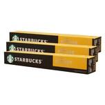 Starbucks Blonde Kaffee Espresso Roast 3 x 10 Kapseln